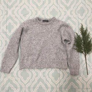 BRANDY MELVILLE cropper sweater